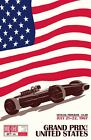 "Grand Prix of the United States , Canvas Racing Poster 24""x 36"""