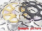 Front Brake Disc Rotor for Aprilia 125 MX RS Tuono SL750 RST RSV 1000R Mille #gt