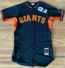 Majestic Authentic San Francisco Giants Cool Base Size 40 Medium BLACK BATTING on Ebay