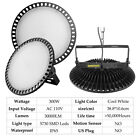 UFO LED High Bay Light 300W 200W 150W 100W Warehouse Factory Industrial Fixtures