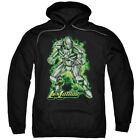 "Superman ""Kryptonite Powered"" Hoodie, Crewneck, Long Sleeve"