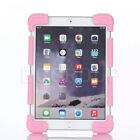 Adjustable Tablet Shockproof Silicone Case Cover Stand Kids Safe For PC 10 Inch
