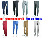 Men's THE NORTH POLE Skinny Slim Fit Stretch Jeans Casual Trouser Pants Fashion