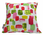 """BRUSH STROKES PAINT GIRLS KIDS SCATTER CUSHION COVER DECORATIVE PILLOW SALE 16"""""""