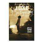 J Cole Forest Hills Drive Homecoming Art Silk Canvas Poster 12x18 24x36 inch