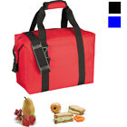 """Wide Mouth Insulated Cooler Lunch Box Bags Picnic Beer Drink Water 14 x11-3/4"""""""