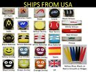 Tennis Vibration Dampeners - Ship From USA (8-PTD)
