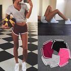 Women Sports Shorts Casual Ladies Beach Summer Running Gym Yoga Hot Pants 6 - 20