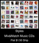 Styles(5) - Mix&Match Music CDs U Pick *NO CASE DISC ONLY*