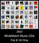 Jazz(5) - Mix&Match Music CDs U Pick *NO CASE DISC ONLY*