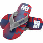 NFL - New York Giants Contour Fade Wordmark Men's Flip Flops NEW $16.95 USD on eBay