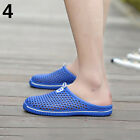 Men Women Breathable Slippers Hollow-out Beach Sandals Garden Hole Shoes Free sz