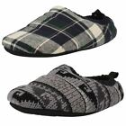 Clarks Mens Mule Slippers Kite Snooze