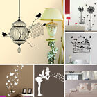 Diy Art Vinyl Quote Wall Stickers Mirror Tile Sticker Decal Mural Home Decor
