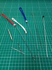 Splicing Tools: Bodkins, Loop Turner, 3 Pull Fids, Paracord & Knitting Needle
