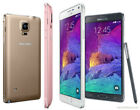 5.7'Samsung Galaxy Note 4 SM-N910A GSM AT&T Unlocked Quad-core 4G Smartphone