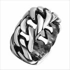 Stainless Steel Templar Finger Band Adjustable Ring Hot Sale Women's Jewelry