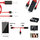 lightning to hdmi converter - HDMI Lightning to HDMI Cable 1080P Audio Adapter Converter for iPhone 7 6S 8 X