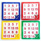 SLIDE NUMBER PUZZLE GAMES TOY BOYS GIRLS CHRISTMAS STOCKING PARTY BAG FILLERS