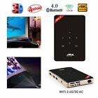 Mini Pico DLP Projector Full HD Android 5.1 AirPlay WiFi Bluetooth LOT SS
