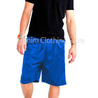 MENS ATHLETIC JERSEY 2 POCKET MESH SHORTS GYM WORKOUT BASKETBALL FITNESS S-5XL