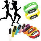 Arrival Electronic Waterproof Digital LCD Run Step Pedometer Calorie Counter