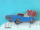 68 1968  CAMARO  RS / SS  convertible - hat pin , tie tac , lapel pin GIFT BOXED