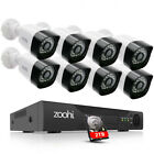 ANRAN CCTV Security Camera HDMI 4CH 6CH 8CH DVR Video Home O