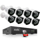 ANRAN CCTV Security Camera HDMI 4CH 6CH 8CH DVR Video Home Outdoor System 1TB HD