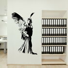 Kicthen Fairy Wall Sticker / Girls Wall Decal / Large Angel Wall Transfers RA200