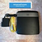 Cisco Linksys E2500 4-Port N600 Wireless N Router WITH DD-WRT OR TOMATO WITH VPN