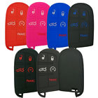 Key Fob Cover Jacket for Jeep Grand Cherokee Dodge Charger Journey Ram Chrysler $2.99 USD on eBay