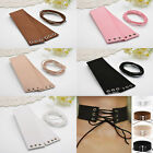 'Faux' Leather   Tie  Lace Up Collar Chokers - Many Colours(JC26 )