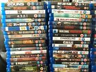 BLU RAYS *228 titles !* VG to NEW/SEALED condition- All genres & FREE POSTAGE !