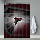 Top Luxury Atlanta Falcons Logo NFL Football Team Shower Curtain Limited Edition on eBay