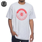 Element Beams Skate T-Shirt Tee Grey L NWT $20 Skateboard Streetwear Surf NEW