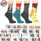 Kyпить MIRMARU Women's 4 Pairs Animal Cute Funny Novelty Casual Cotton Crew Socks. на еВаy.соm