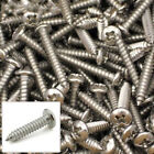 Stainless Steel Phillips Pan Head Self-tapping Wood Screws M2/2.2 /2.6/3/4