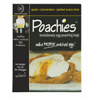 Poachies Pack 20 40 60...Egg Poaching Bags Poached Poach Eggs Perfect Every Time