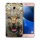 Jungle King Animal Lion Tiger Puma Black Panther Cover Case Fits Samsung Galaxy