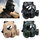Double Filter Gas Dust Mask Fan CS Edition Perspiration Face Guard Breathable