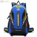 Outdoor Mountaineering Bag with Stand Climbing Camping Hiking Backpack 40L