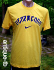 NIKE KOBE VENOMENON DRI FIT T SHIRT NEW MEN'S S M L YELLOW  MAMBA RARE 2010