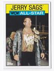 2016 Topps WWE Heritage NWO/WCW All Star Insert #1-40 Set Pick Your Card PYC