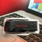 SanDisk 32/64 GB Cruzer Blade CZ50 USB 2.0 Flash Memory Stick Pen Drive UK