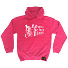 Cycling Hoodie Adventure Before Dementia hoody funny Birthday HOODY