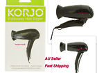 Korjo Sml Travel1200W Foldable Lightweight Hair Dryer Blower
