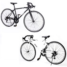 Eurobike 700C Road Bike 21 Speed Racing Bicycle 54cm/49cm Cycling V-Brakes