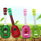 Cute Fruit Musical Guitar ukulele Instrument Children Kid Educational Play Toy B