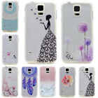 Ultrathin Soft TPU Phone Case Back Cover For Samsung Galaxys7/s7edge/s8/Note5 WL